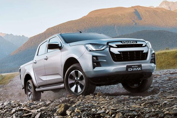 Ian Grieve Isuzu Dealership