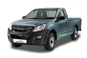 Isuzu 4x2 Single Cab