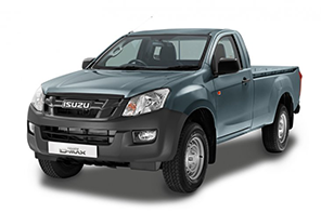 Isuzu 4x4 Single Cab