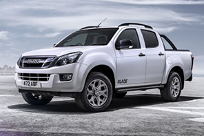 Isuzu The Blade