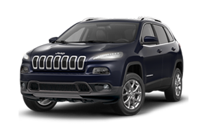 New Jeep Cherokee In Falkirk
