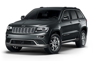 New Jeep Grand Cherokee In Falkirk