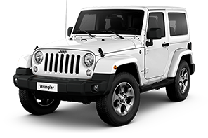New Jeep Wrangler In Falkirk