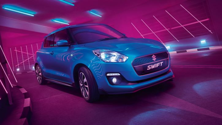 Suzuki Swift Attitude Edition
