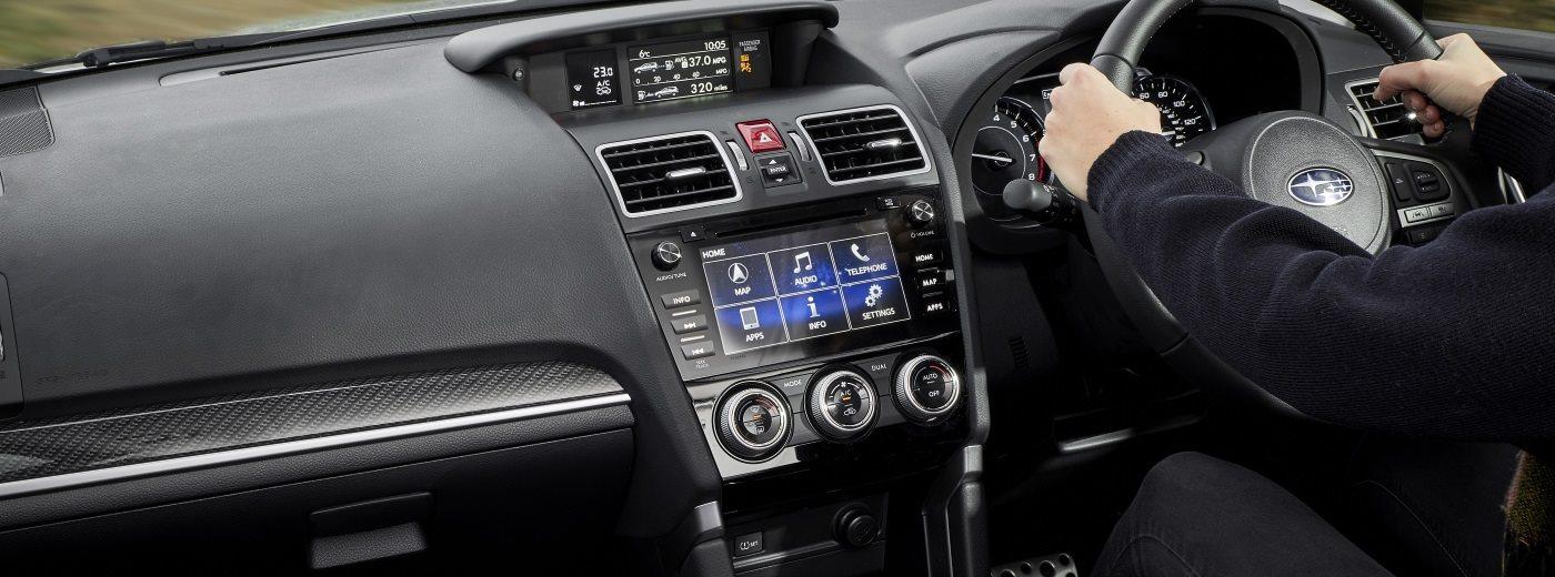 Brand New Subaru Forester | Falkirk | Ian Grieve Subaru
